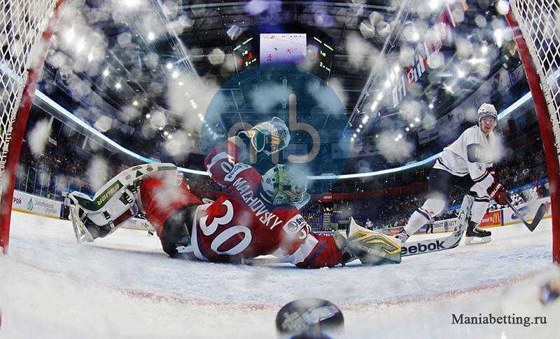 догон против ничьи в хоккее