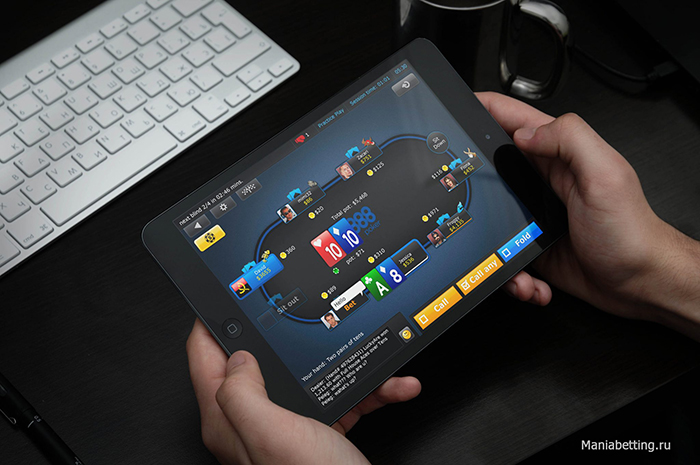 Покерный клиент 888 покер